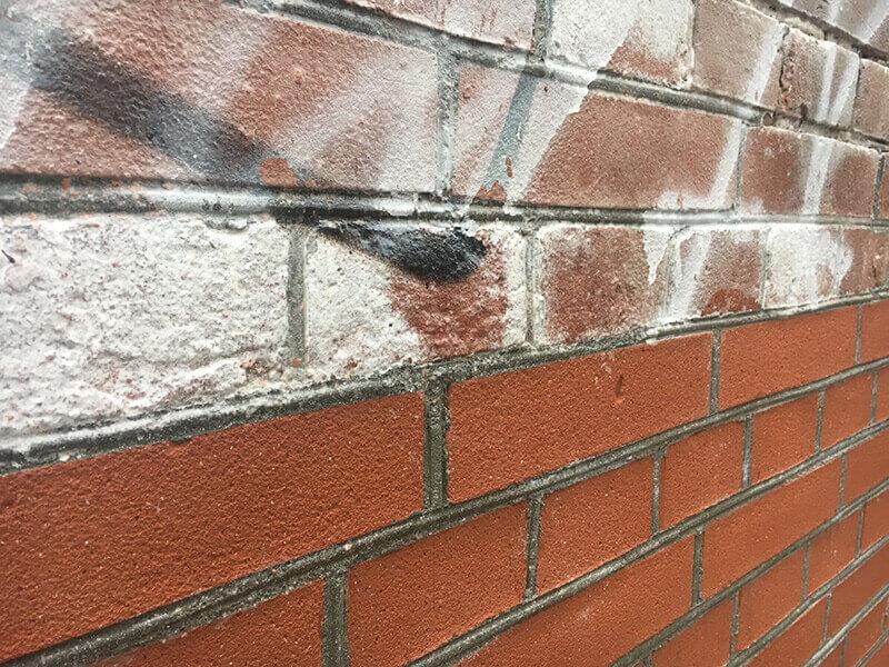 Oberflächenreinigung- Graffitientfernung München
