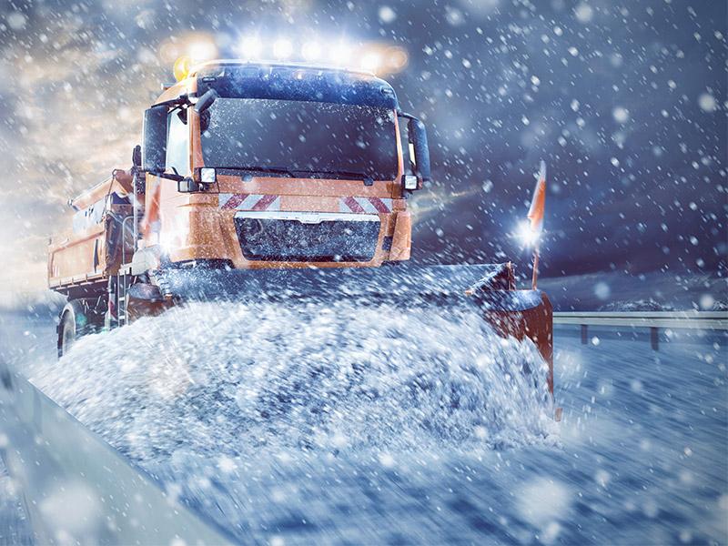 Winterdienst München- Schneeräumung und Schneebeseitigung